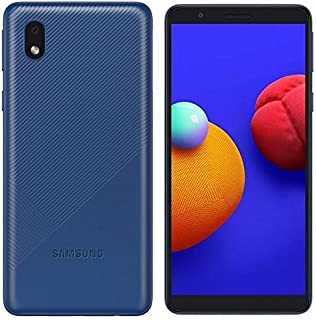 """Samsung Galaxy A01 Core (16GB) 5.3"""", 3000mAh Battery, Android 10, Dual SIM GSM Unlocked Global 4G LTE (T-Mobile, AT&T, Met..."""