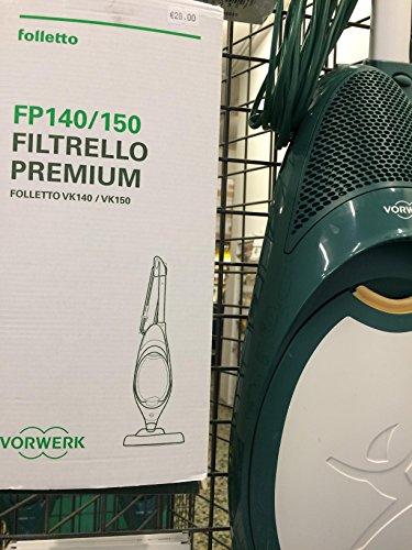 FP140/150 SACCHI ORIGINALI FOLLETTO PER VK140/150