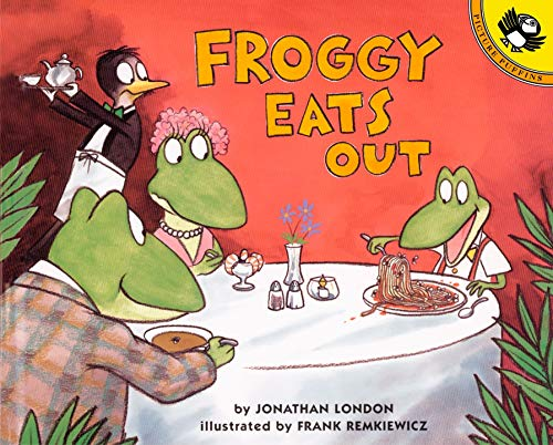 Froggy Eats Outの詳細を見る
