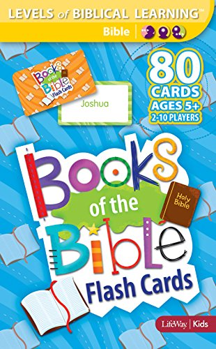 Levels of Biblical Learning: Flash Cards - Books...