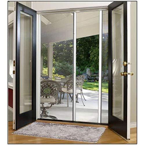 LARSON E200038481 84x81 WHT DBL Scr Door