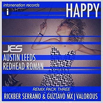Happy (Remixes Pt. 3)