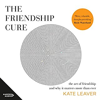 The Friendship Cure cover art