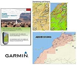 Garmin Topo Karte Marokko