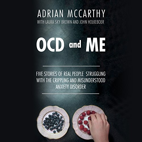 OCD and Me audiobook cover art