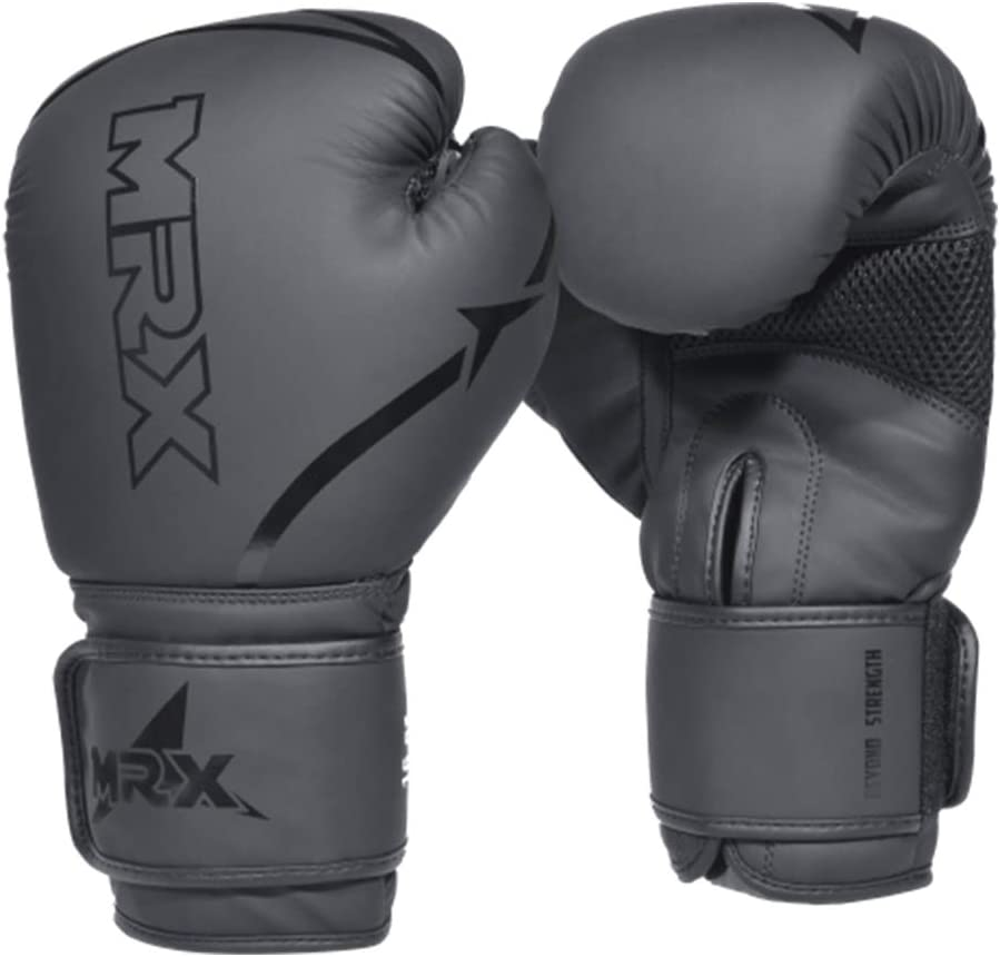 MRX Boxing Gloves Fighting Training Workout Train Sparrin Combat Free shipping on posting reviews Spring new work