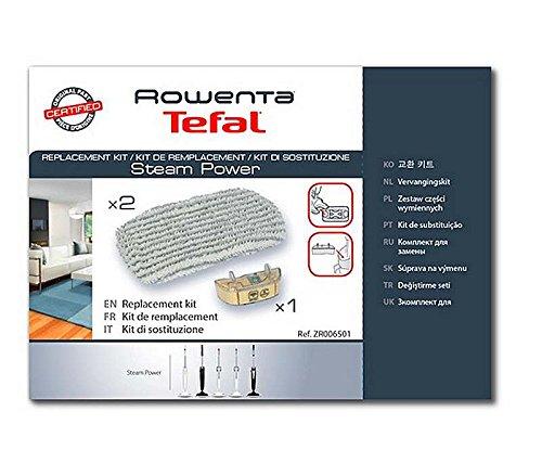 Kit Salviette (x2) + Cartuccia + Net.vap.Steam Power Rowenta (ZR006501)