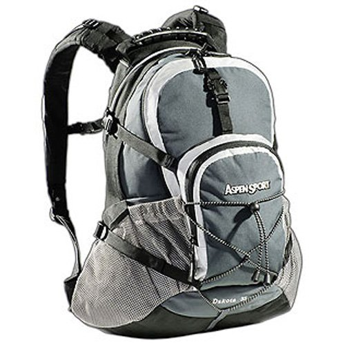 AspenSport Zaino Dakota Grigio/Antracite