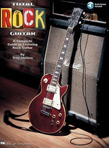 potente para casa Guitarra de rock total