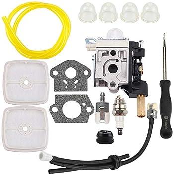 echo srm 210 carburetor adjustment