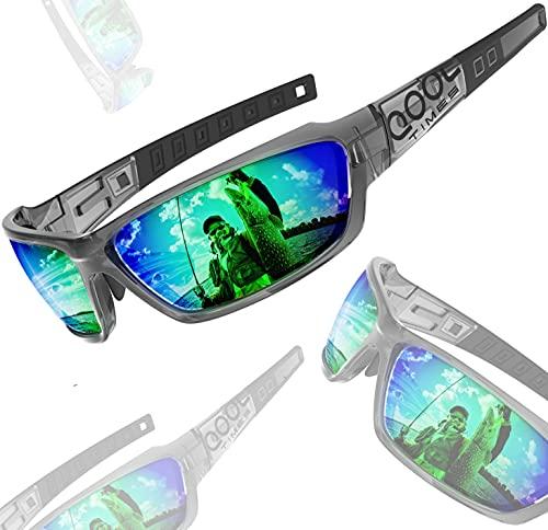 QoolTimes Polarized Fish Sunglasses