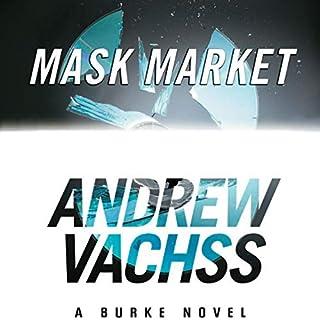 Mask Market audiobook cover art