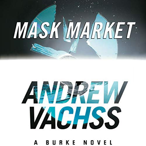Mask Market audiobook cover art