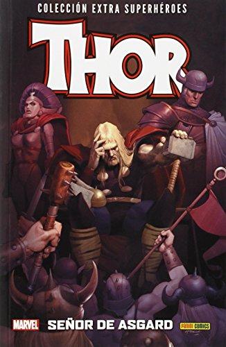 Thor 4. Señor De Asgard (COLECCIÓN EXTRA SUPERHÉROES)