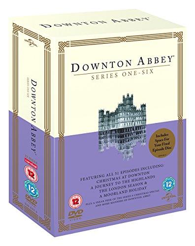 Series 1-6 (23 DVDs)