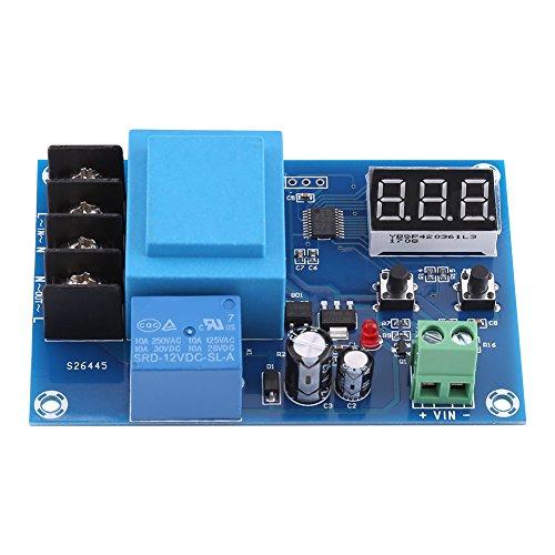 Lithium BatterieLadestation Controller Modul/Schutzschalter Board 220V für Blei-Säure-Lithium Speicher Akku-Lade
