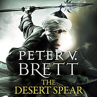 Couverture de The Desert Spear