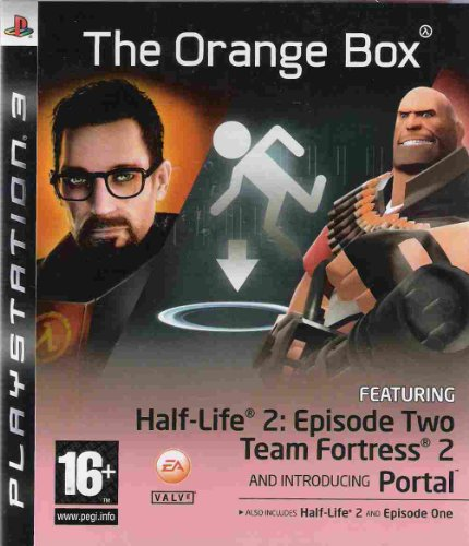 Half-Life 2: The Orange Box (PS3) [Edizione: Regno Unito]