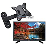 Supersonic SC-1911 19' LED Widescreen AC/DC 1080p HDTV Television + Wall Mount