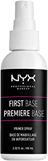 NYX PROFESSIONAL MAKEUP First Base Primer Spray, 2.02 Ounce