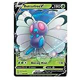 Butterfree V 1/189 Ultra Rare Darkness Ablaze