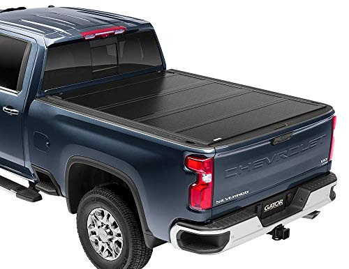 "Gator FX Hard Quad-Fold Truck Bed Tonneau Cover | 8828329 | Fits 2015 - 2020 Ford F-150 5' 5"" Bed 