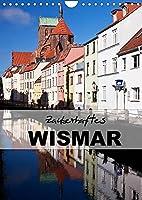 Zauberhaftes Wismar (Wandkalender 2022 DIN A4 hoch): Wismar - Kleinod an der Ostseekueste (Monatskalender, 14 Seiten )