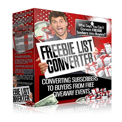 Freebie List Converter Training Course
