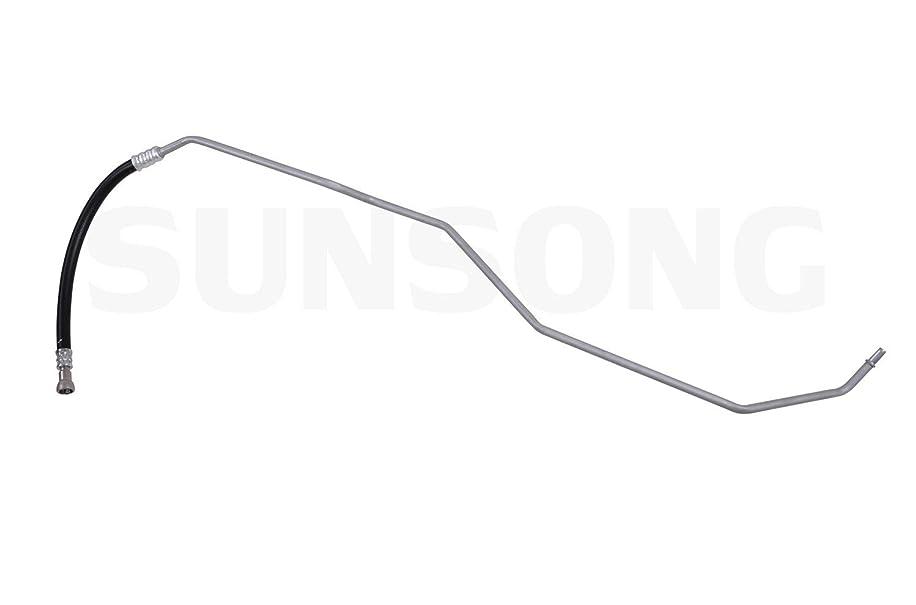 Sunsong 5801199 Transmission Oil Cooler Hose Jeep