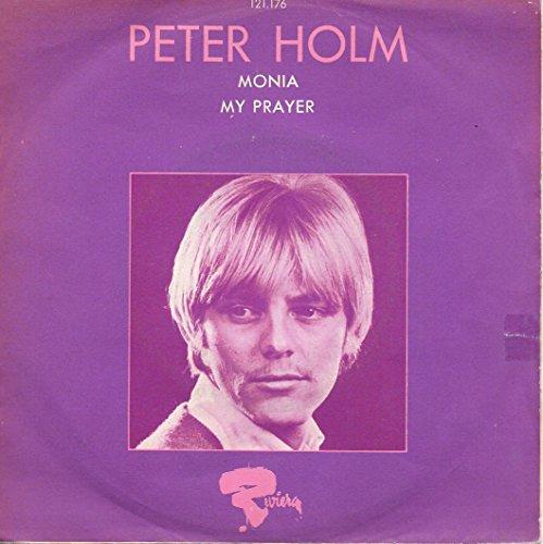 Monia / My Prayer [Vinyle 45 tours 7