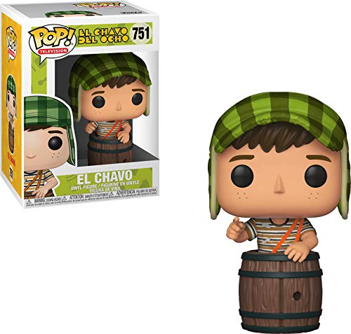 Funko Pop! Television: El Chavo Toy, Multicolor