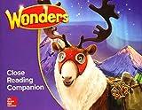Wonders Close Reading Companion, Grade 5 (ELEMENTARY CORE READING)