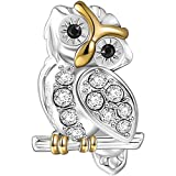 SOUFEEL Charm Beads for Bracelets Sterling Silver S925 Cute Animal Charm Beads Bulk