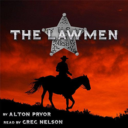 The Lawmen audiobook cover art