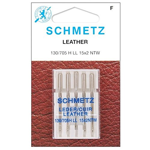 %7 OFF! Schmetz Leather 5-Pk. Sz.16/100 (2 Pack)