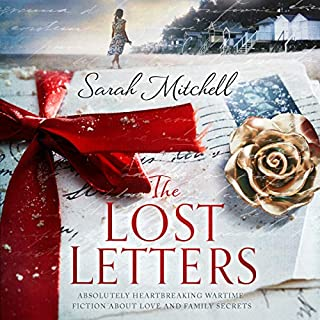 The Lost Letters audiobook cover art