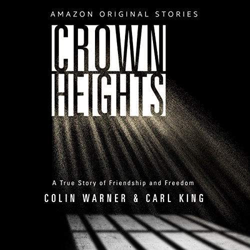 Crown Heights audiobook cover art