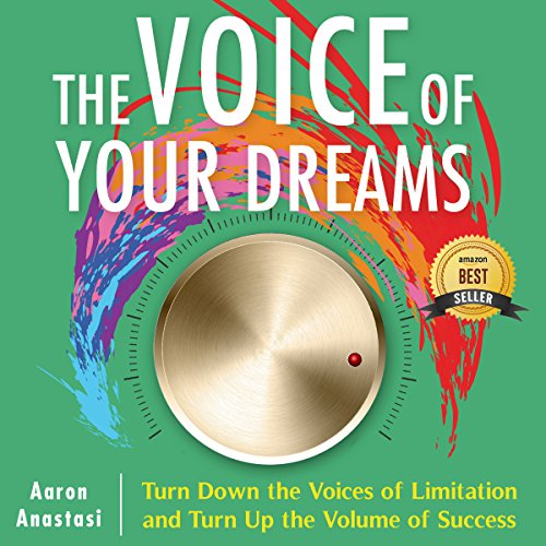 The Voice of Your Dreams audiobook cover art