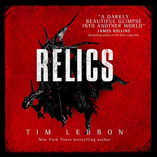 Relics  By  cover art