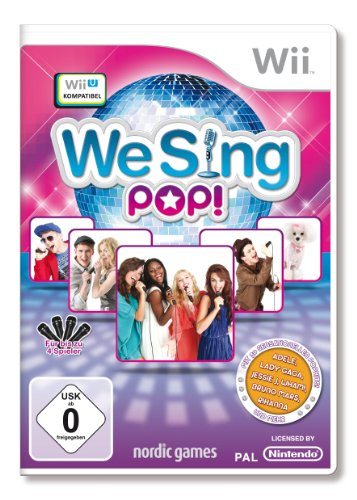 We Sing Pop [import allemand]