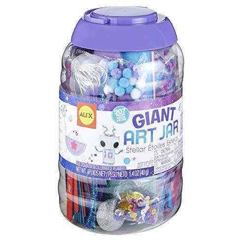 Alex Giant Stellar Art Jar Kids Art and Craft Activity