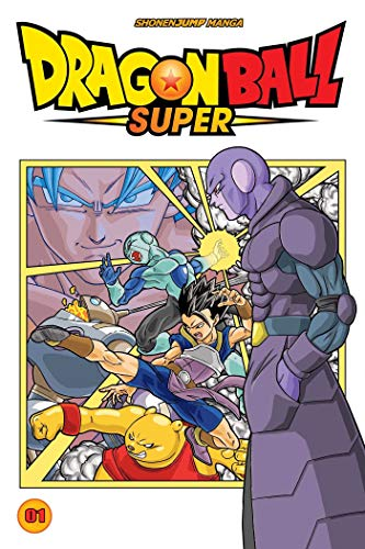 New Dragon Ball Super Manga: Manga Volume 1 (English Edition)