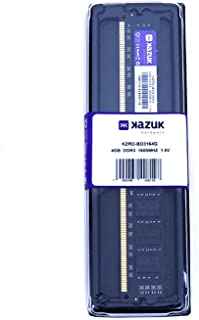 Memória Desktop Kazuk 4gb 1600 Mhz Ddr3 Ram Kzrd-bd3164g