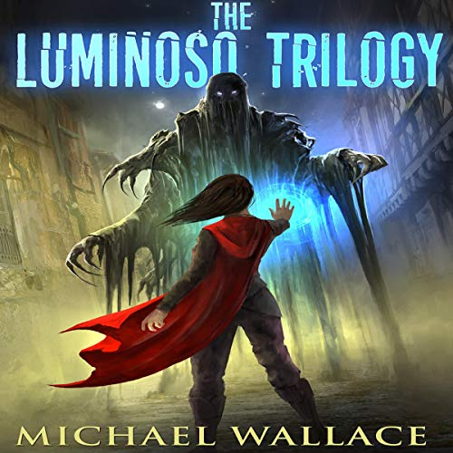 The Luminoso Trilogy audiobook cover art