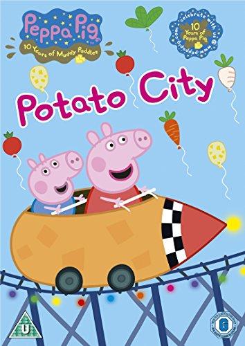Peppa Pig - Potato City (Vol 14) [Reino Unido] [DVD]