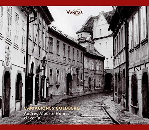 Bach: Variaciones Goldberg