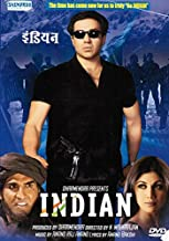 Indian (Brand New Single Disc Dvd, Hindi Language, With English Subtitles, Released By Shemaroo)