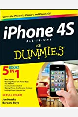 iPhone 4S All-in-One For Dummies Paperback