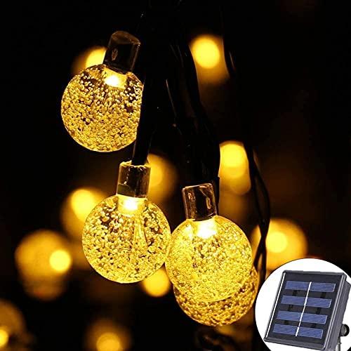 9 Metros Guirnaldas Luminosas De Exterior, Luces De La Secuencia del Jardín Al Aire Libre,Decorative String Luces De Patio,Garden Terrace Luces De Patio De Navidad
