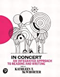 In Concert: An Integrated Approach to Reading and Writing (McWhorter Reading & Writing Series)